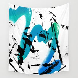 PSYCO CHILL Wall Tapestry