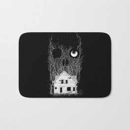 Horror house Bath Mat