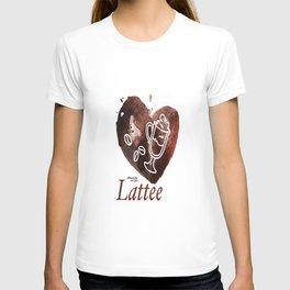 lattee T-shirt