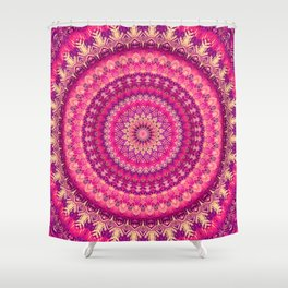 Mandala 303 Shower Curtain