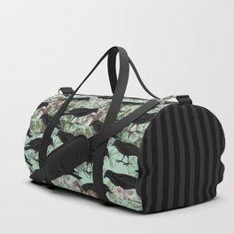 Crow's Vintage Garden Duffle Bag