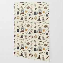 Harry Pattern Wallpaper