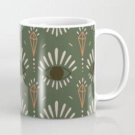 Cabbage Pont Boho Geometric Coffee Mug