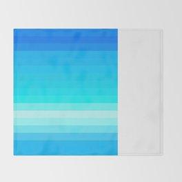 Re-Created Spectrum LV by Robert S. Lee Throw Blanket