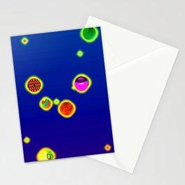 Constellations virgo Stationery Cards