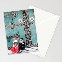 Tibetan Souls Stationery Cards