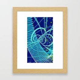 Meditation Transformation #342 Framed Art Print