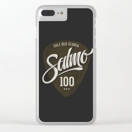 Salmo 100 Clear iPhone Case