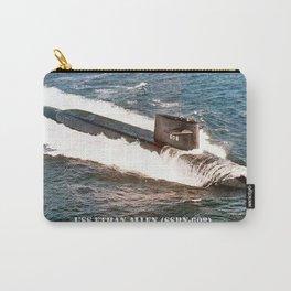 USS ETHAN ALLEN (SSBN-608) Carry-All Pouch