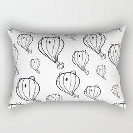 Hot tea Rectangular Pillow