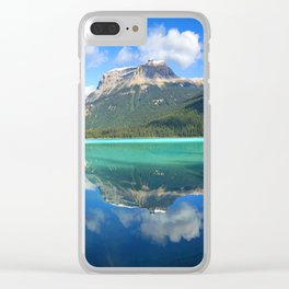 Trip Lake Clear iPhone Case