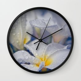The Wind of Love Wall Clock
