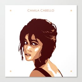 Havana ooh nana Canvas Print