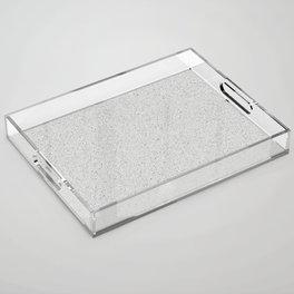 Limestone Acrylic Tray