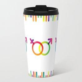 Symbols of Love #2 Travel Mug