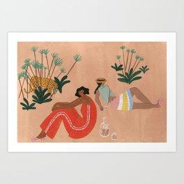 Vivetta Resort 18 Art Print
