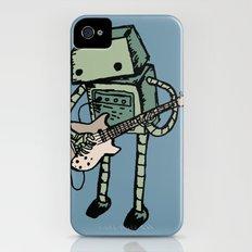 Practice make perfect iPhone (4, 4s) Slim Case