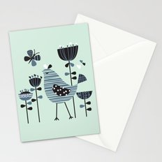 Chirpy Chirp Tweet Stationery Cards