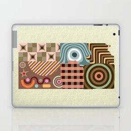 Kansas State Map Laptop & iPad Skin