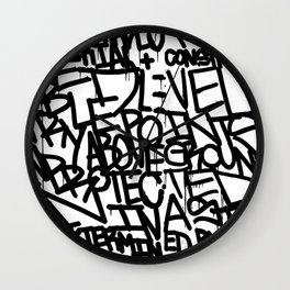 Specification 3 Wall Clock