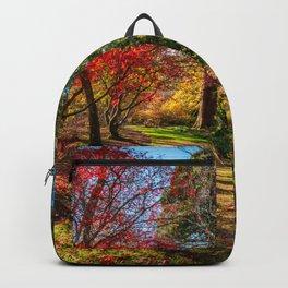 Autumn Sunlight Backpack
