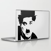 charlie Laptop & iPad Skins featuring Charlie by Liam Schultz