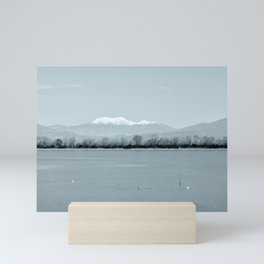 Lakescape Mini Art Print