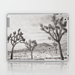 Joshua Tree Grey By CREYES Laptop & iPad Skin