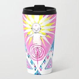 Sun of God Travel Mug