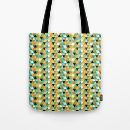 Scandy Triangles Tote Bag