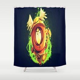 Greek God Kenny Shower Curtain