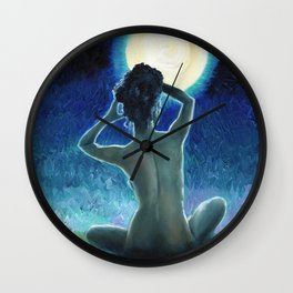 Electric Feel Wall Clock