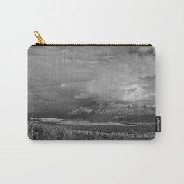 Matanuska Glacier Mono Carry-All Pouch