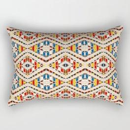 hidden architect Rectangular Pillow
