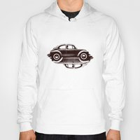 ying yang Hoodies featuring VW Ying and Yang by Vin Zzep