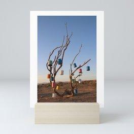 The Painted Desert Mini Art Print
