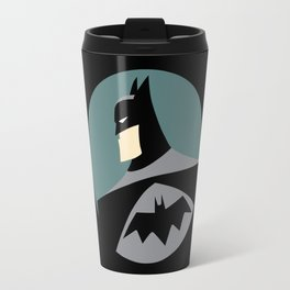 Bat Man Travel Mug