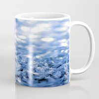 sparkle Mugs featuring Sparkle by Brian Raggatt