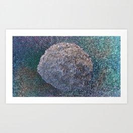 Comete Art Print