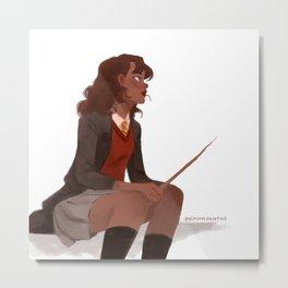 Hermione Metal Print