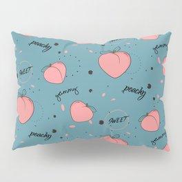 Sweet peach Pillow Sham