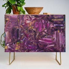Stopping to Help Credenza