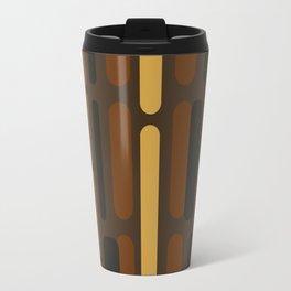Oblong Chocolate Travel Mug