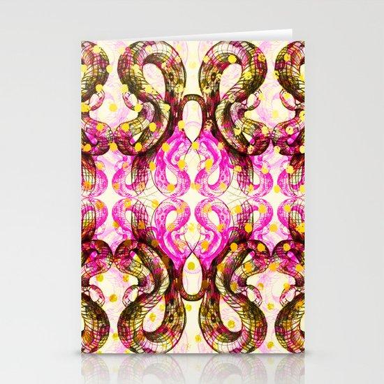 Confetti Snake Stationery Cards
