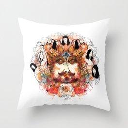 Wonderful Jinn Throw Pillow
