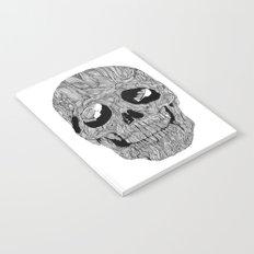 Skull No.1 Notebook