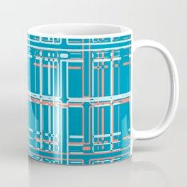 Digital Check Coffee Mug