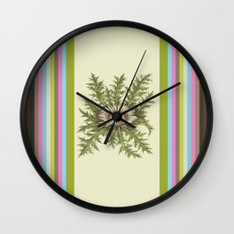 BASQUE DESIGN EGUZKILORE Wall Clock