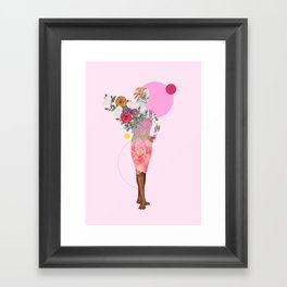 Anfisa Framed Art Print
