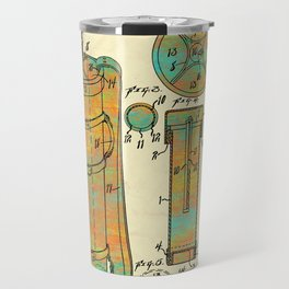 Golf Bag patent 1929 Travel Mug